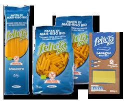 Felicia Bio Mais-Reis-Pasta