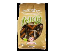 Felicia Bio Reispasta Tricolore